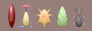 Pixel Mystery Adopt Eggs [CLOSED] by Feravyne