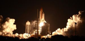 STS-131 Launch by OpticaLLightspeed