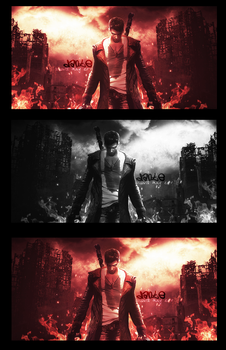 Devil May Cry by chromium-art