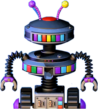 Candy cadet transparent by TotallyArealroBot