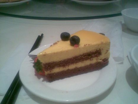 A 'The Cheat' Cake by Veester