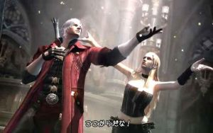 Devil May Cry X The Last Judgement by TrishGloria