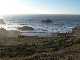 Sutro Baths by Michawolf13