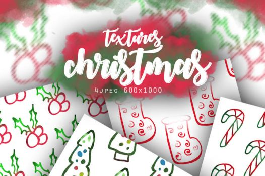 TEXTURES PACK#66:Christmas by lollipop3103