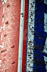Red, White and Brick by cyspence