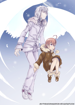 Toaru Majutsu no Index: Accelerator and Last Order by Fly-Sky-High