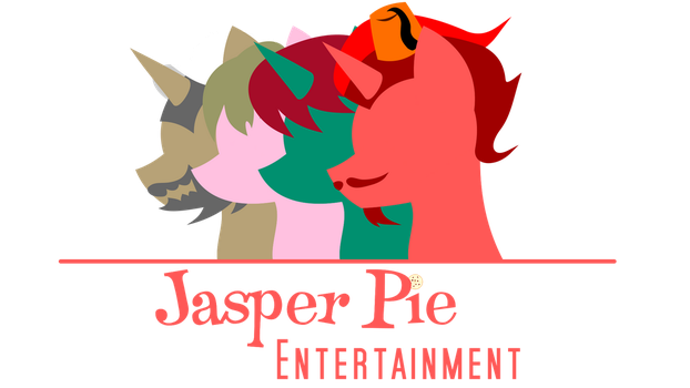 New Logo: Jasper Pie Entertainment by JasperPie
