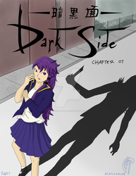Dark Side - cover page by MajorasWaker