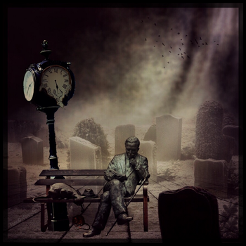 LIVING IN THE PAST by IME54-ART-ILONA