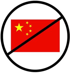 The real meaning of the Flag of Communist China by SHADOWDEMONSOFNIGHT