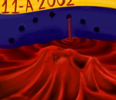 April 11th - After 2 years now by venezuela