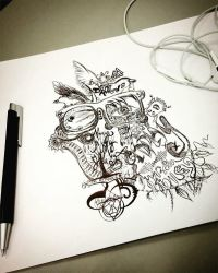 Nice draw by DrumArt