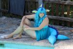 Pokemon Gijinka Cosplay - Vaporeon 02 by Yo-Cosplay