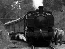 Spa Valley Railway by CitizenJustin