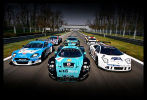 FiaGT cars by EmpireSM