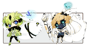 [CLOSED] ADOPT AUCTION 183 - Enigma by Piffi-sisters