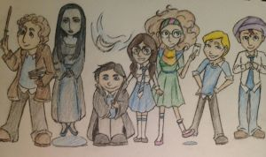 Of Ravenclaw Past by DidxSomeonexSayxMad