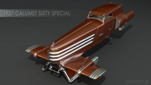 Calumet Sixty Special by MikeDoscher