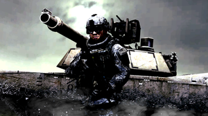 U.S Army Soldier by LordHayabusa357