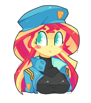 YCH: Cute Lieutenant (CLOSED) by Riouku