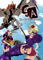 Guild Adventure cover 7 by KukuruyoArt
