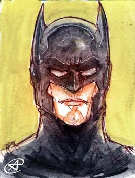 Batman by photon-nmo