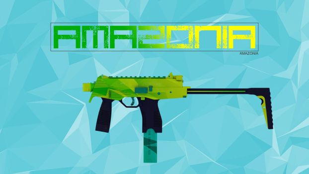 mp9| AMAZONIA by lhdcdesign