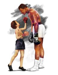 The Greatest: Muhammad Ali by ideoteqa