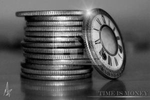 Time is Money by mribby294