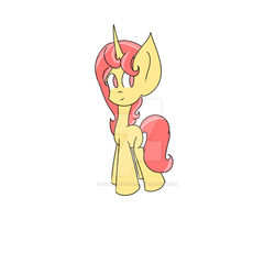 Sunny Glitz Adoptable by ThatOnePeggles