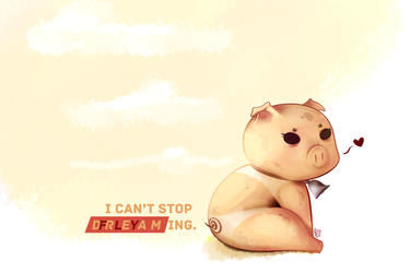 i can't stop flying. by EriChaAan