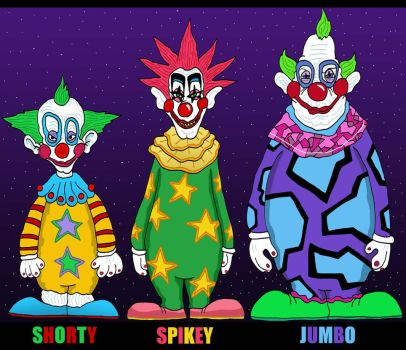 Killer Klowns from Outer Space I by Lordwormm