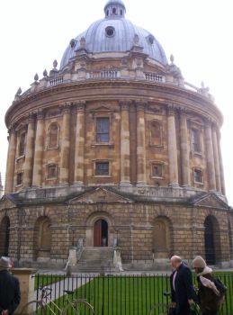 Radcliffe Camera by MyScarredHeart