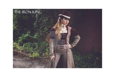 Steampunk Outfit by TheIronRing