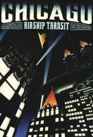 Chicago Airship Transit by hecestmoi