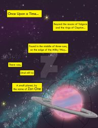 Earthling's from another Planet page #1 by EarthlingfromZar-One