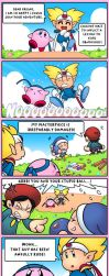 #Kirbystorytime3 by SuperCaterina