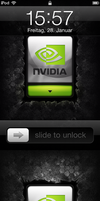 nVidia iPhone 4 and iPod 4 by cyrixDesign