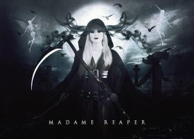 Madame Reaper by winterinheaven