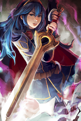 Lucina by c-dra