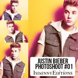 Justin Bieber Photoshoot #01 by JeffvinyTwilight