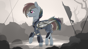 the Leader by BaldMoose