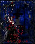 Roses and thorns by Alimera