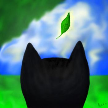 leaf. by the-wabbit