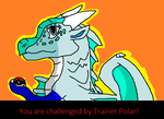 Trainer Polar wants to battle (Contest) by NinxTheDragonetDraws