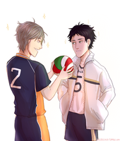 SETTERS by itsnucleicacid