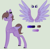 ~benjiman~{new Ref Sheet} by TheClipArtist