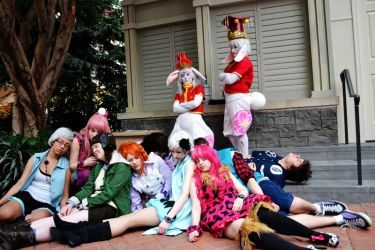 VLR: BAD END by Meari-chan
