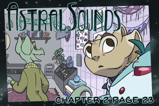 AstralSounds Chapter 2 Page 23 (Preview) by The-Snowlion