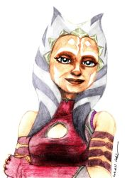 Ahsoka Tano by Warmith